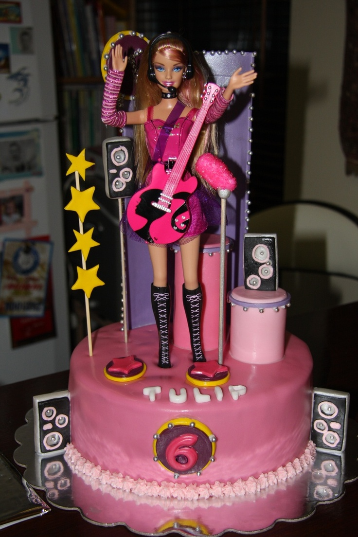 19 best pop star cakes images on Pinterest