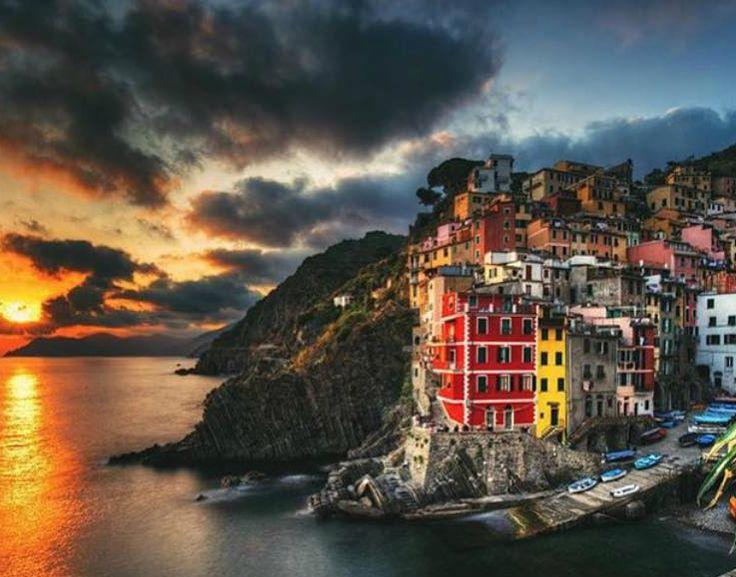 Italie #voyage #paysage #photo #photographie #décoration #tableaux #cadre #maison