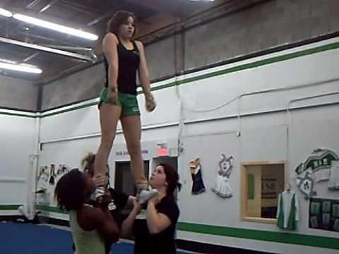 suicide: cool half stunt