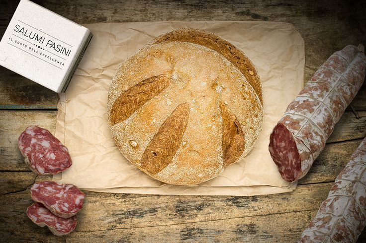 Did you remember the perfect snack where you were a child? Pane & Salame! #salumipasini #paneesalame #salame