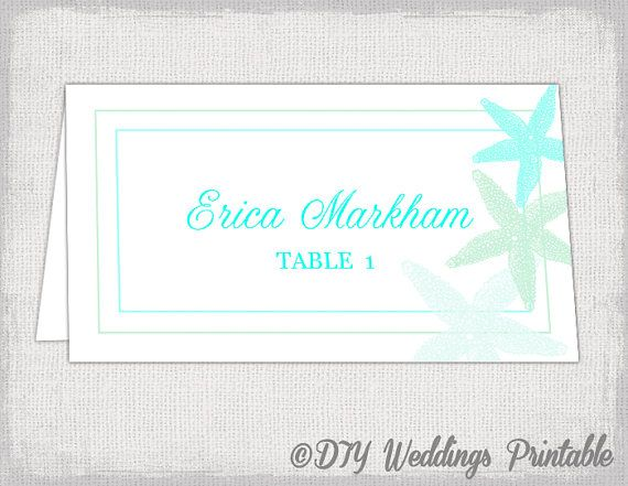 The 25+ best Place card template word ideas on Pinterest Free - name card format