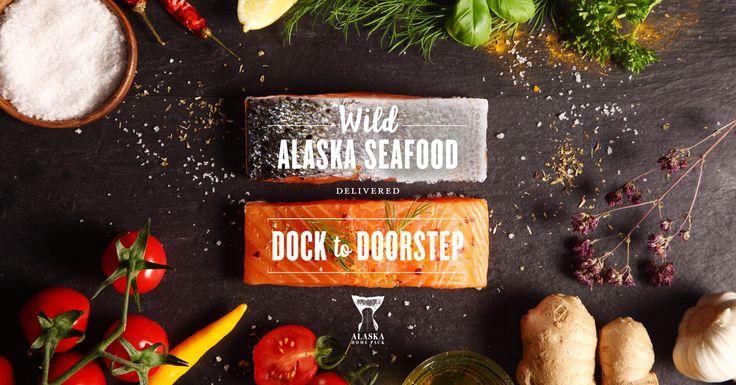 Alaska Home Pack | Wild Alaska Seafood Delivered Dock to Doorstep