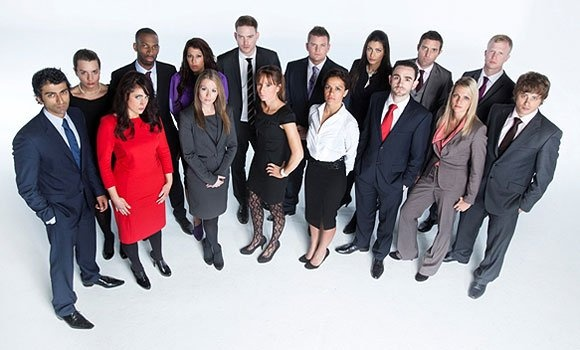 BBC Apprentice candidates for 2008! Fun starts next Wed at 9pm