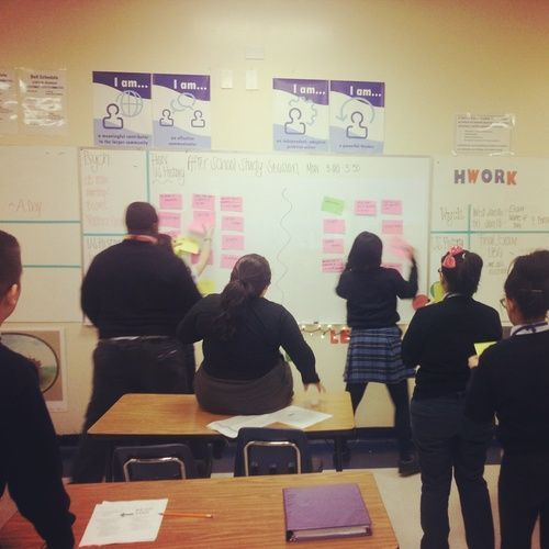 Be The Teacher You Loved  games and learning: using competition to engage high school students