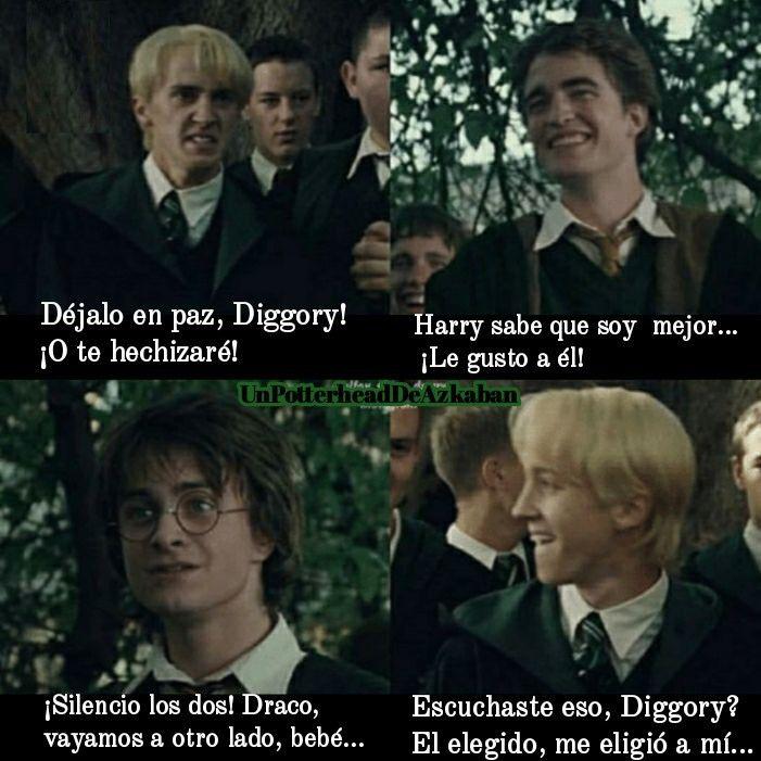 Drarry En Espanol Libros De Harry Potter Harry Potter Gracioso Memes De Harry Potter