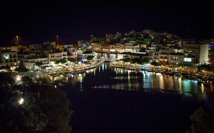 Agios Nicolaos, Crete, Greece