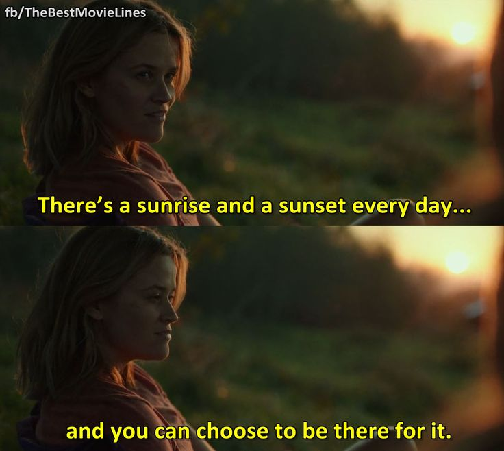 - Reese Witherspoon in Wild (2014).