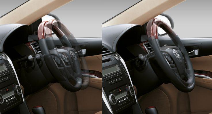 Toyota All New Camry type G - steerign - The Future Sedan - Auto2000