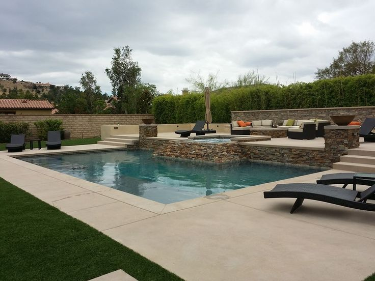 17 best images about intex designs pools spas on for Pool design los angeles