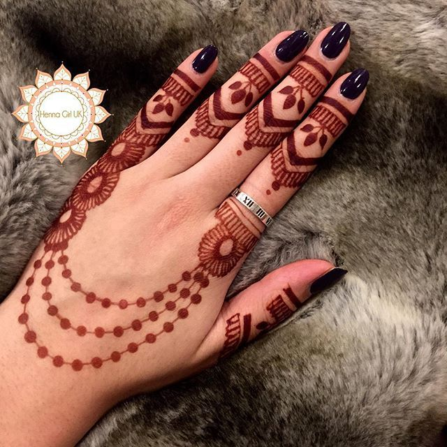 this was the 48hr stain, thanks to the awesome henna cones I got from @henna.boy (no filter/ editing.) isn't it a beautiful maroon!! #hennagirluk ❤️