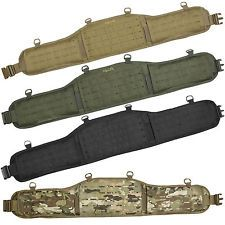 Viper Military Army Airsoft Lazer Webbing Padded Waist MOLLE Pouch Belt Carrier