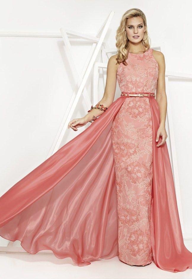22 best Vestidos de fiesta largos de noche moda images on Pinterest ...