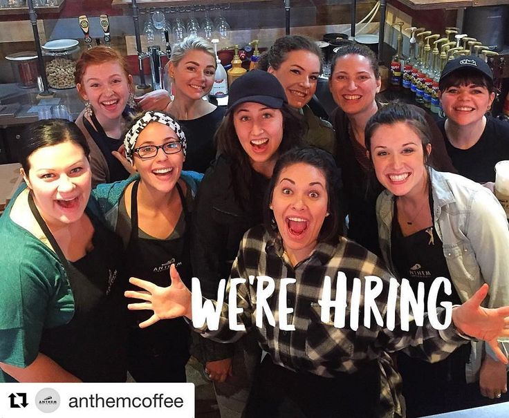 One of the best places to work in #Puyallup! Reach out to the crew at @anthemcoffee for your next job opportunity!!! #Repost @anthemcoffee  We're Hiring!  Please head on over to our online application! Found on our website and in the comments below!  This is for Puyallup location.  Back Kitchen Guru is a quick learner and understands a 'sense of urgency' this role is a food prepper extraordinaire involving salad assembling and taquito making! (No experience necessary but this person should…