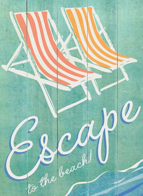 Escape Wall Decor