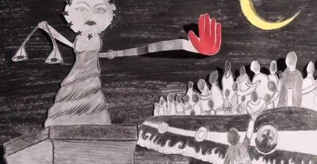 Ένα animation για τα παιδιά του πολέμου: «Δεν επιλέξαμε να γεννηθούμε ...