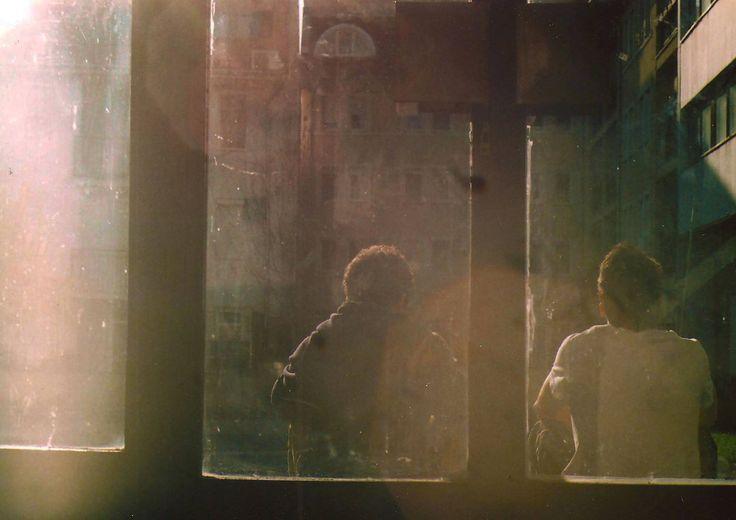 analog photography, zenit, friendship, Boja & Vid