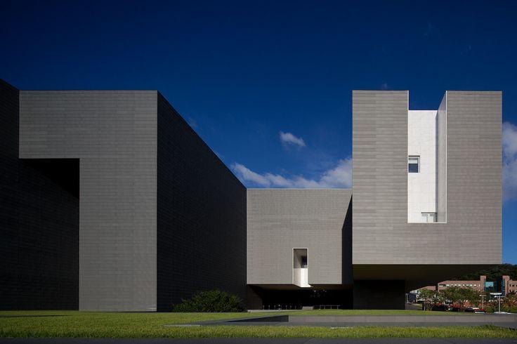 Amore Pacific Research & Design Center / Alvaro Siza, Carlos Castanheira and Kim Jong Kyu