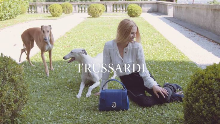 LOVY Bag and Michelle Hunziker: together in the backstage video of the campaign for the new TRUSSARDI icon bag. #LOVYBag #LOVYLover