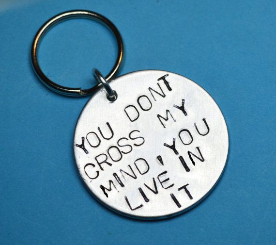 Boyfriend gifts Girlfriend gift gift for by BeesHandStampedGifts