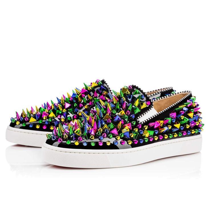 Shoes - Roller-boat Pik Pik - Christian Louboutin   shoes ...
