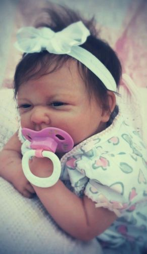 Reborn Baby Girl Berengur Doll