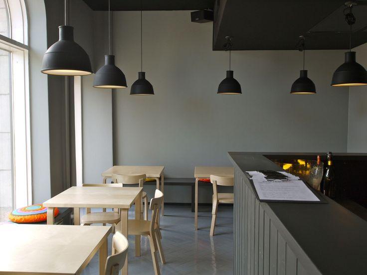 Artek - Projects - Contract Projects -  Restaurant, Helsinki, Finland