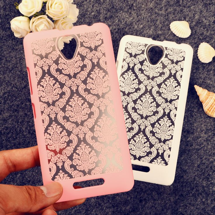 Rubberized Painted Henna Floral Retro Phone Cases Cover For Lenovo A319\A536\A2010\A3800\A5000\K3 Note\K80\P70\P780 Durable Skin