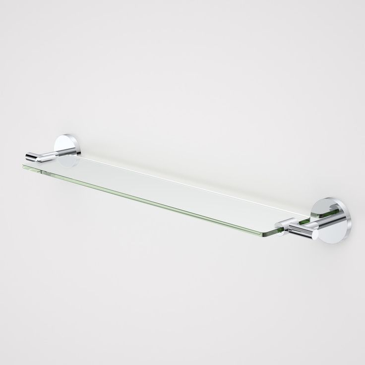 liano glass shelf httpwwwcaromacomaubathrooms - Bathroom Accessories Glass Shelf