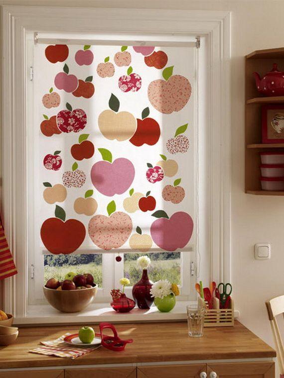 50 elegant easter window decoration 16 decorating for Apple tree decoration