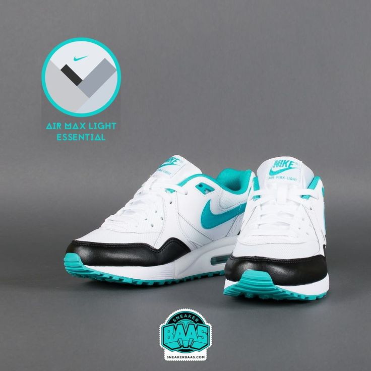#nike #airmax #nikeair #airmaxlight #baasbovenbaas  Nike Air Max Light Essential - Now available online, priced at € 134,99  For more info about your order please send an e-mail to webshop #sneakerbaas.com!