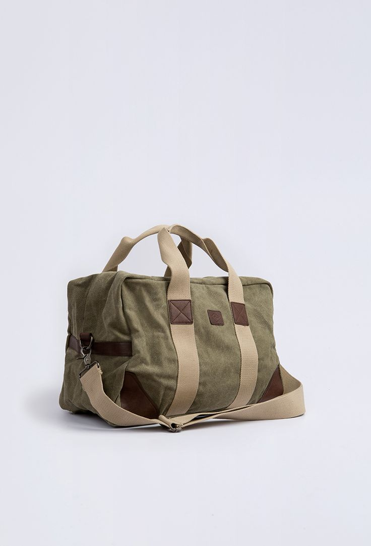 Lee Cooper bag Abbas olive Unisex