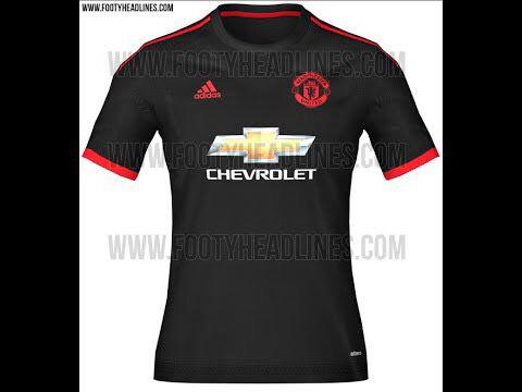 New united kit ..black