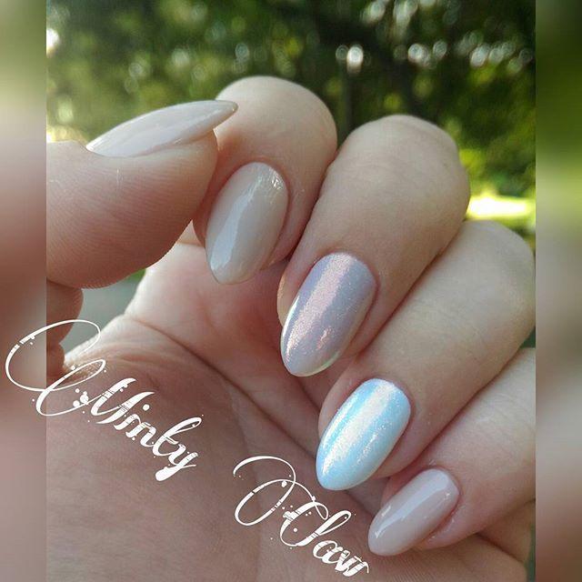 #nails #paznokcie #manicure #instanails #mintyclaw #neonail #nailstoinspire #naturalnails @neonailpoland