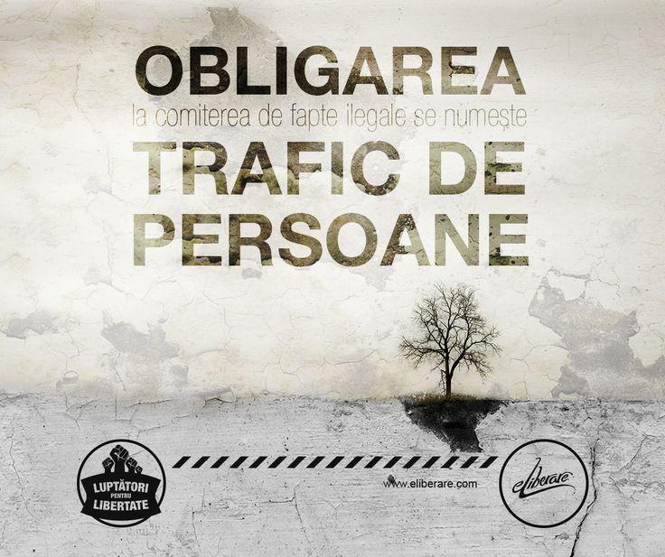 Simplu și la obiect. Află mai multe despre traficul de persoane și prevenirea acestuia pe www.eliberare.com