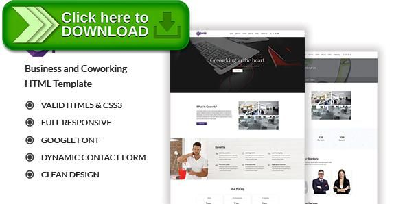 [ThemeForest]Free nulled download Spase - Business and Coworking HTML Template from http://zippyfile.download/f.php?id=31127 Tags: black, clean, coworking, coworking space, creative, creative space, elegant, modern, office, Open Office, startup
