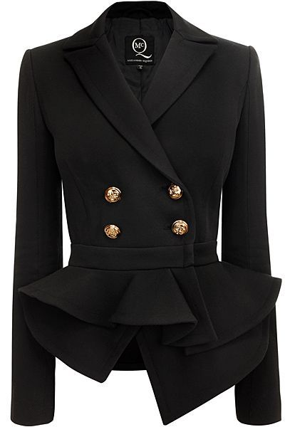 Alexander McQueen Collection & more details