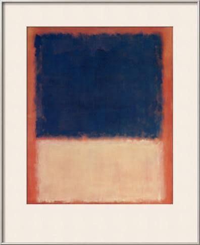 large rothko prints