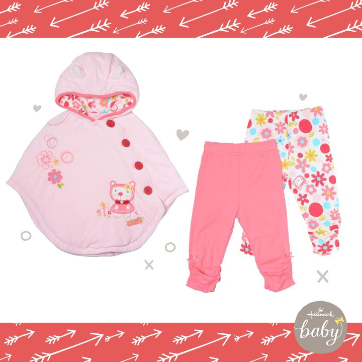 Baby Girl Valentine s Day Outfits from Hallmark Baby