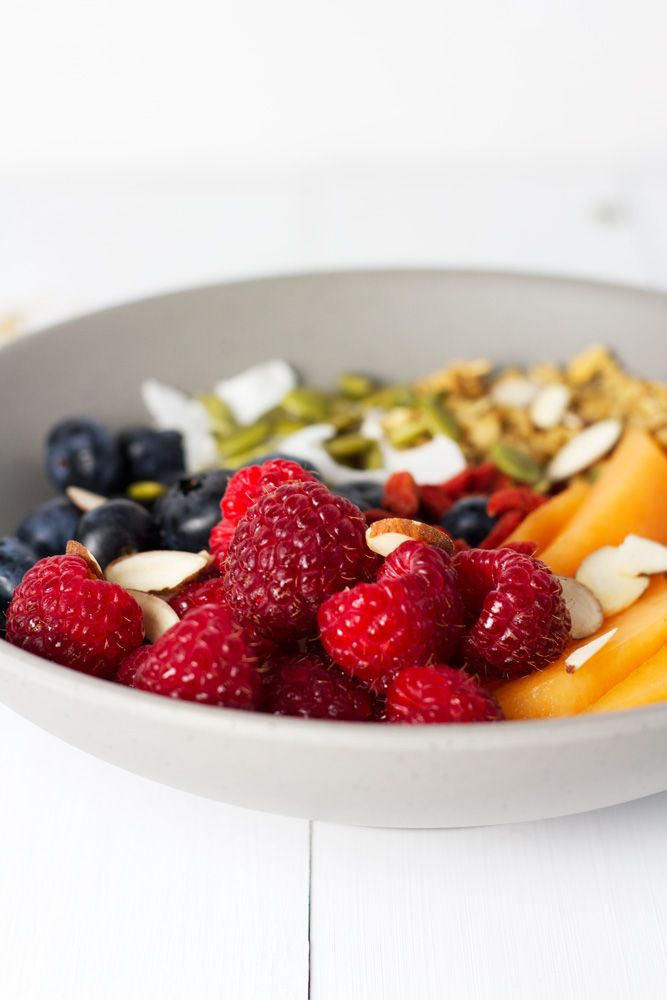 healthy fruit bowls fruit bowl
