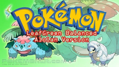 http://www.pokemoner.com/2016/11/pokemon-leafgreen-balanced-edition.html Pokemon LeafGreen Balanced Edition  Name:  Pokemon LeafGreen Balanced Edition  Remake From:  Pokemon Leaf Green  Remake by:  Gegalix  Description:  Pokemon is a beloved franchise that has captivated many of us since childhood. Its simple gameplay large overworld and memorable characters are unrivaled as many try to copy the formula but fail. But Pokemon isnt perfect. Ever since the 1st generation the arguably biggest…
