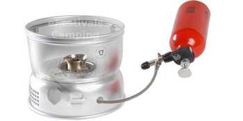 http://www.breakingfree.co.uk/The Trangia Multi Fuel Burner converts your Trangia stove from gas or meths to any liquid fuel.