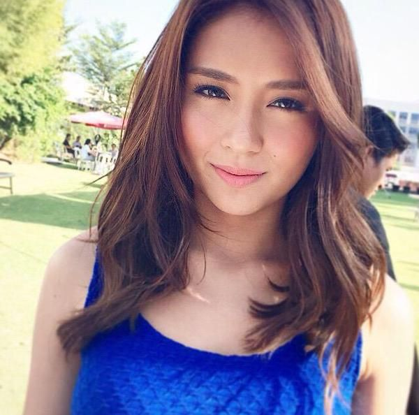 she was the kind of girl who searched for the things that could never be found /kathryn bernardo