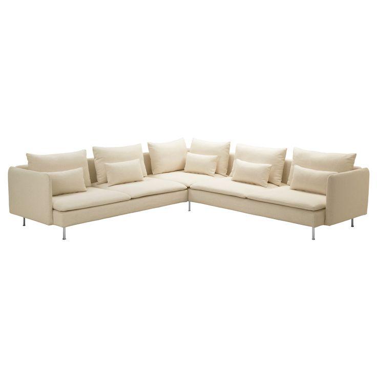 SÖDERHAMN Corner sofa  - IKEA