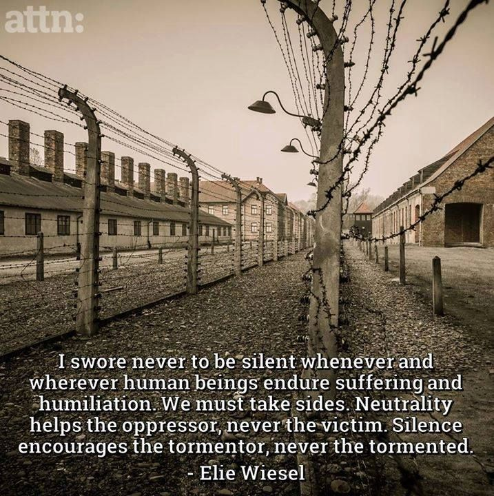 elie wiesel let us never forget To those who died we remember to those who survived we hear you to future generations let us never forget  let us never forget author: elie wiesel .