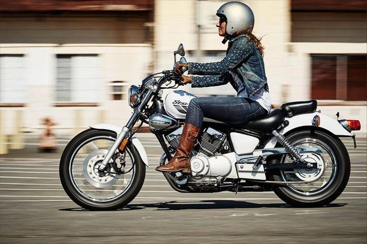 2016 Yamaha V Star 250 Cruiser/Touring Motorcycle