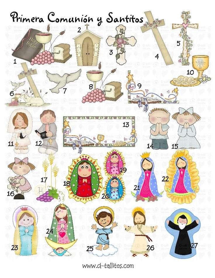 tarjetas de comunión imprimibles - Bing Imágenes