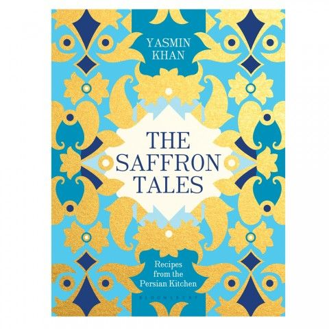 THE SAFFRON TALES: RECIPES FROM THE PERSIAN KITCHEN   Wheel&Barrow Homewares