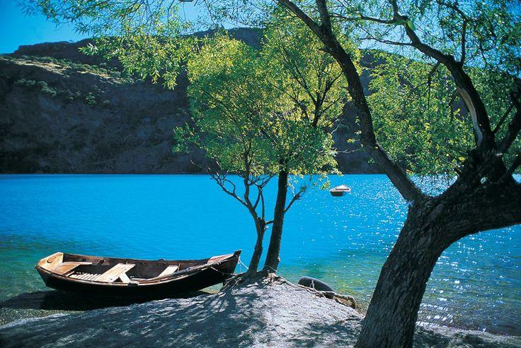 Lago Bertrand .