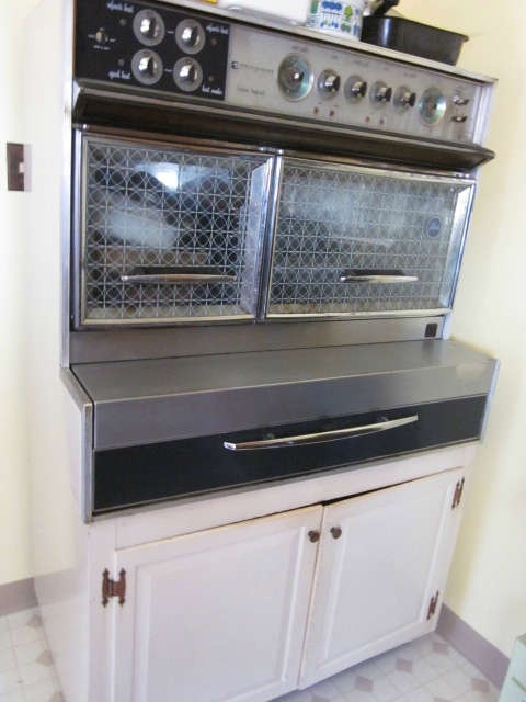 Frigidaire Flair Electric Stove With Double Oven Long