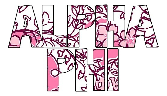 Lily print Alpha Phi.Phi Lilly, Colleges, Aphi, Lilly Prints, Alpha Phi, Lilly Pattern, Finding Alpha, Ivy League, Aoe
